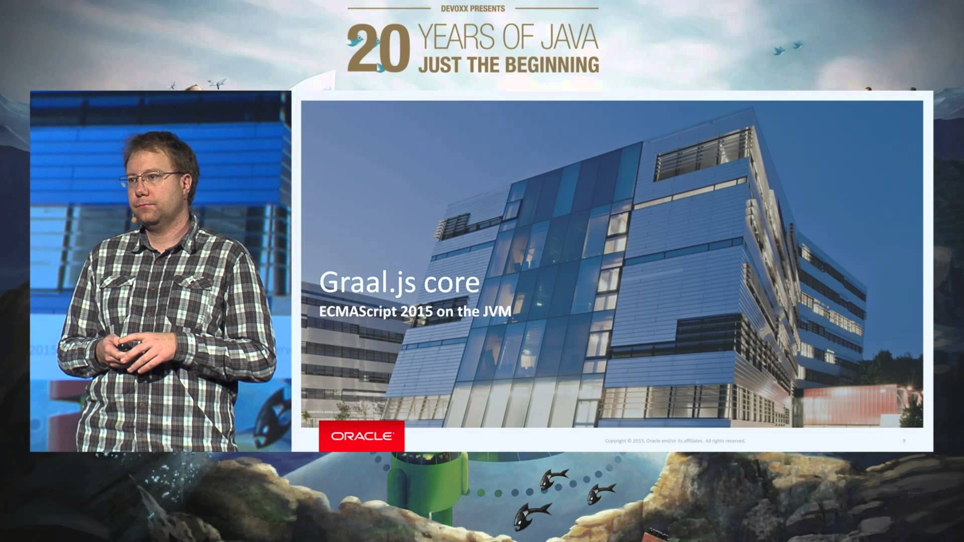 Graal.JS – JavaScript on the JVM