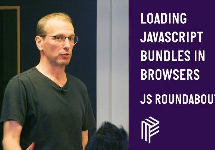 Loading Javascript Bundles in Browsers