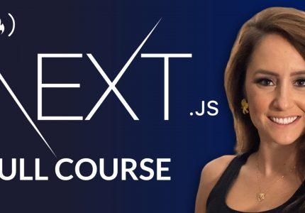 Next.js for Beginners Full Tutorial