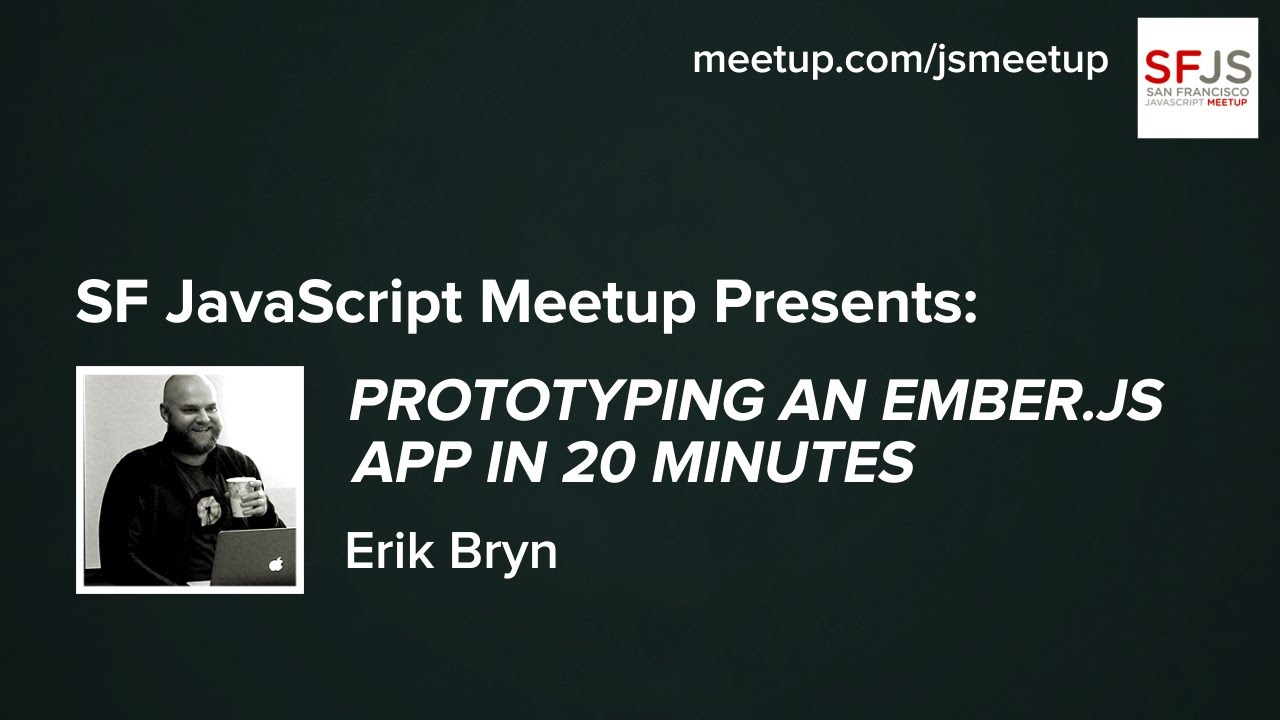 Prototyping an Ember.js App in 20 Minutes