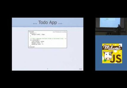 Simplified Web App Development with Svelte