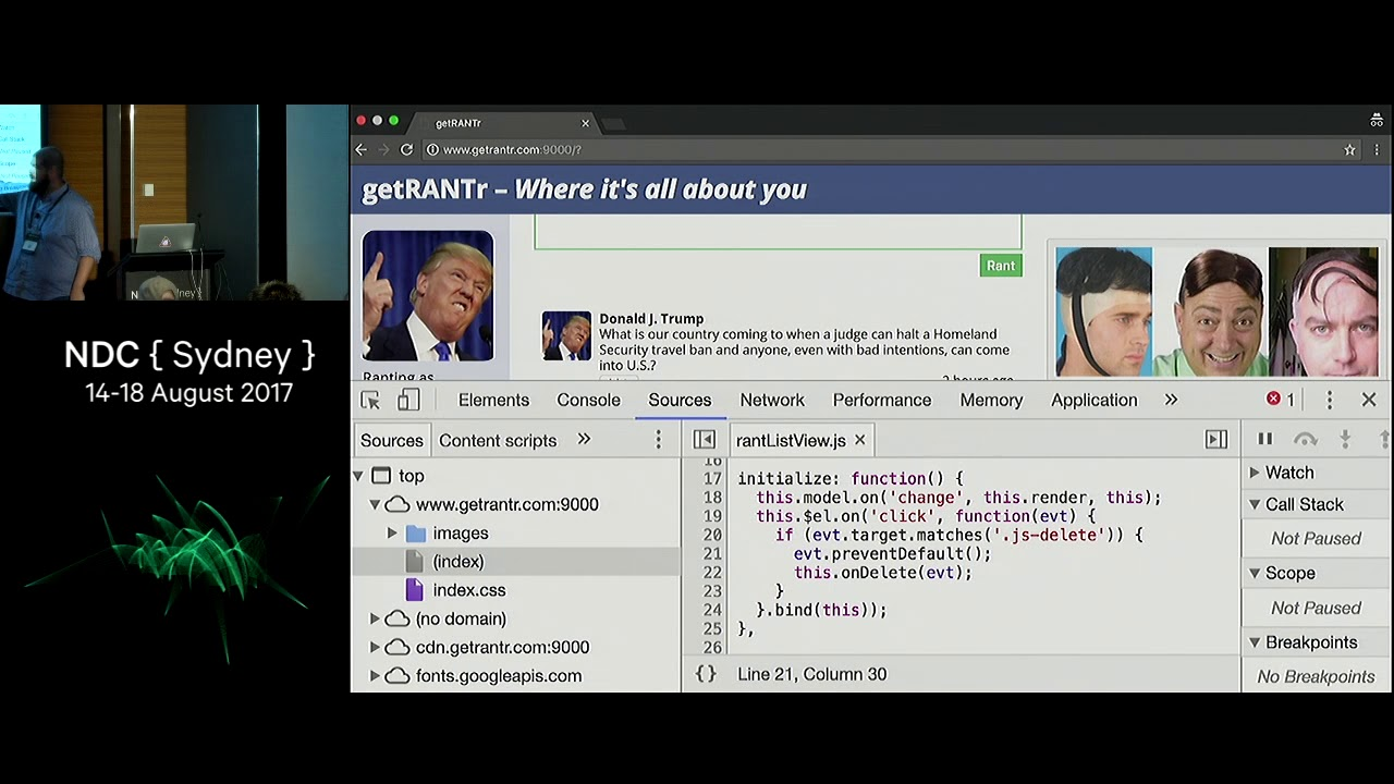 Squashing JavaScript Bugs
