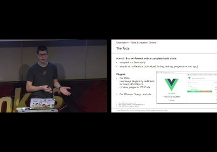 Vue.js: Developer Friendly, Fast & Versatile