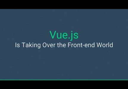 Why Vue.js is Taking Over the Frontend World